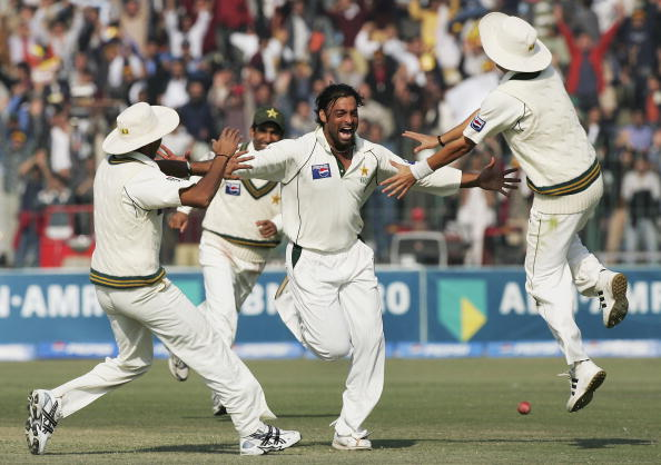 Shoaib Akhtar forms part of a strong reserves in Pakistans greatest test XI of all-time