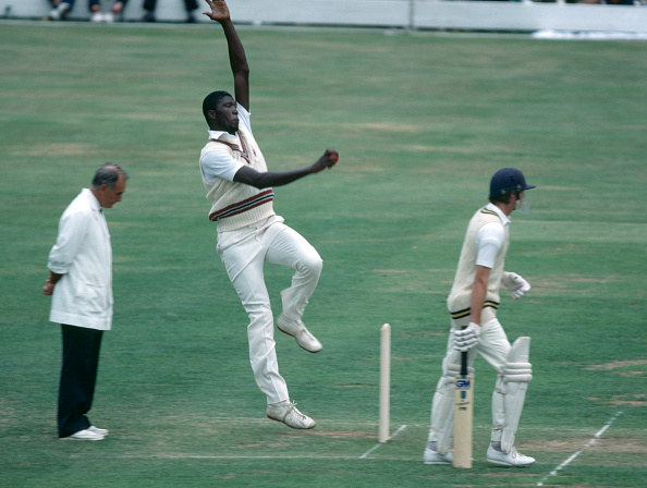Joel Garner was a fantastic ODI bowler. His height made him very difficult to play.