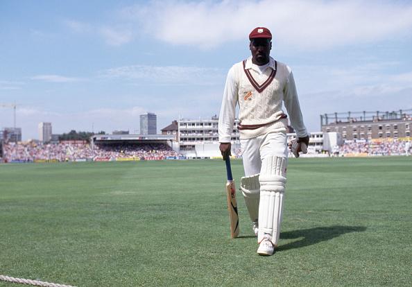 Sir Vivian Richards is widely regarded as the best West Indies batsman ever.
