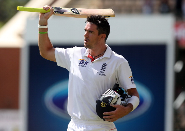 Kevin Pietersen currently works with Sky Sports