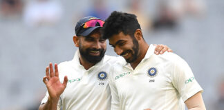 Jasprit Bumrah and Mohammed Shami are among the best indian fast bowlers of all-time