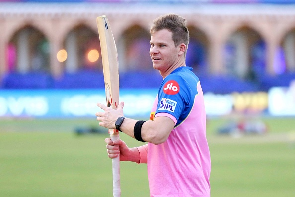Steve Smith scored a half-century as we look at the KXIP vs RR Twitter reactions.