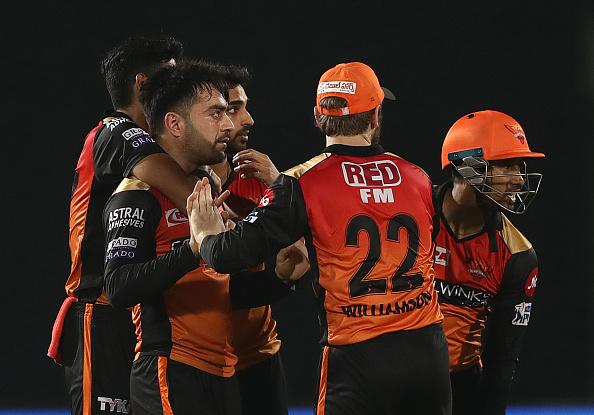 Rashid Khan is on our list of IPL best performance 2020.