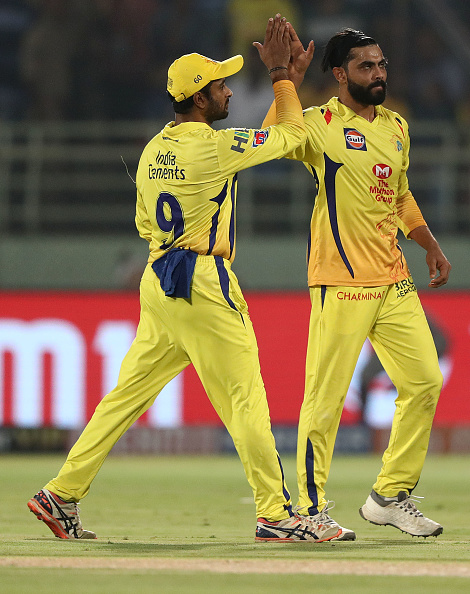 Ravindra Jadeja must show his best form for CSK vs DC