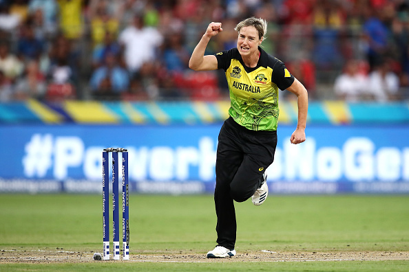 Ellyse Perry is perhaps the greatest Australian women's cricketer of all-time