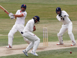 Alastair Cook scored 66 in the Bob Willis Trophy County Championship 2020