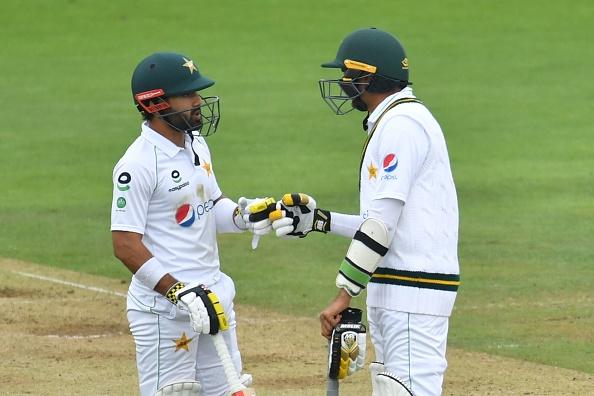 England were defied by Pakistan wicket keeper batsman Mohammad Rizwan