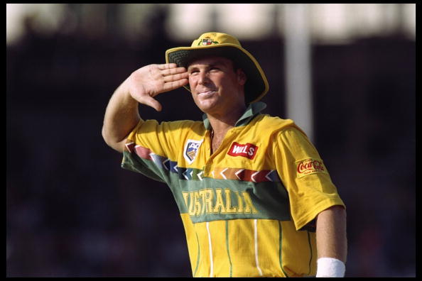 Shane Warne had a very good 1996 Cricket World Cup