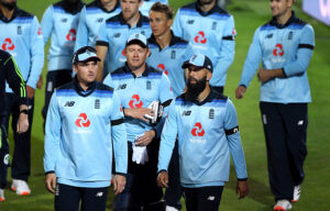 England lost the third ODI against Ireland at the Ageas Bowl by 7 wickets.