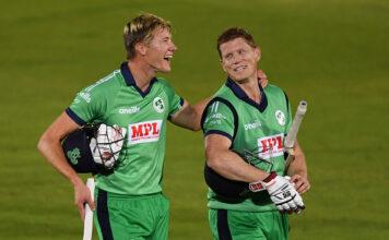 England versus Ireland ODI. Paul Stirling and Andrew Balbirnie star.