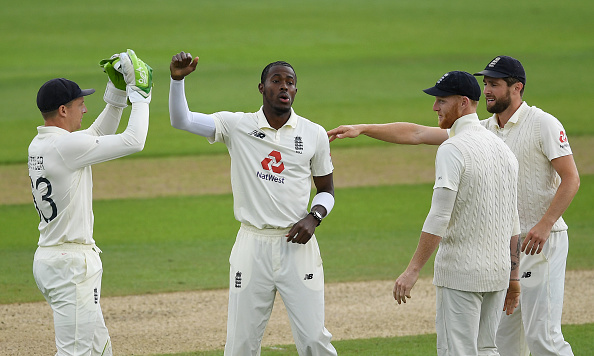 Jofra Archer and Mark Wood will need to carry England's bowling attack in the future