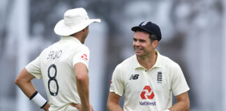 Jimmy Anderson and Stuart Broad for England are amongst the best swing bowlers of all-time in test match cricket.