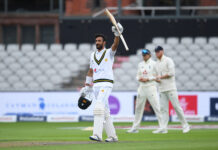 England vs Pakistan - Shan Masood and the pacers starred for Pakistan on day two at Old Trafford