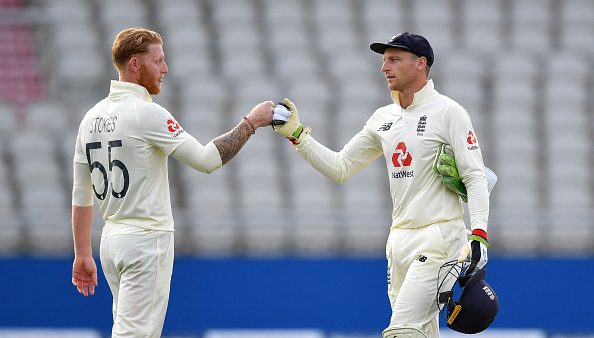 England v Pakistan day 3 became an enthralling contest as Ben Stokes picked up 2 late wickets
