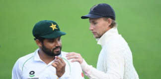 England and Pakistan played out a subdued draw at the Ageas Bowl