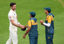 James Anderson became the first seamer to 600 test match wickets