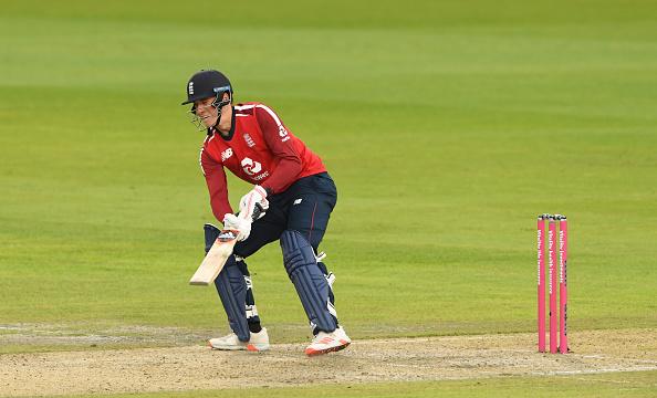 Tom Banton has already represented England Cricket.