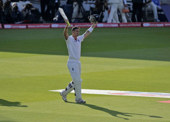 Kevin Pietersen scored a superb 202 vs India at Lords in 2011, making it one of his best innings