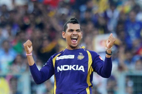 Sunil Narine has helped KKR win two IPL titles