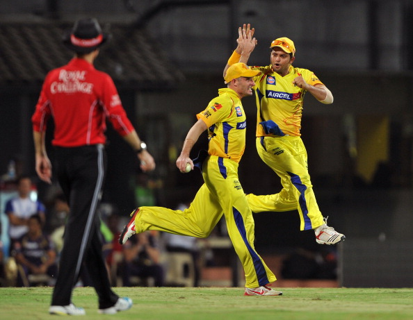 Suresh Raina is a really good close-in fielder