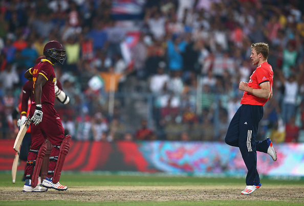 David Willey is a crucial part of England's T20 Squad