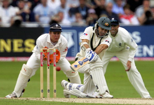 Justin Langer was one of the best test match openers for Australia