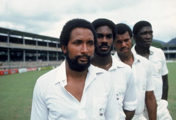 The West Indies pace quartet is unarguably the greatest bowling attack of all-time