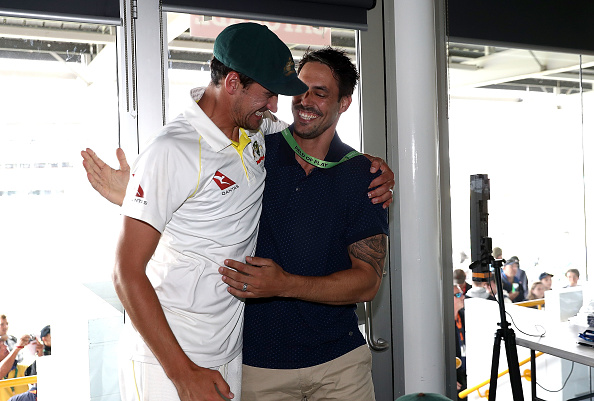 Mitchell Johnson was a superb talent and one of the best left-arm fast bowlers of all-time for Australia