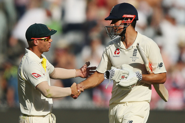 Alastair Cook and David Warner are two of the best test match openers of all-time