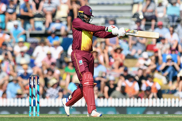Chris Gayle has won two World T20s with the West Indies.