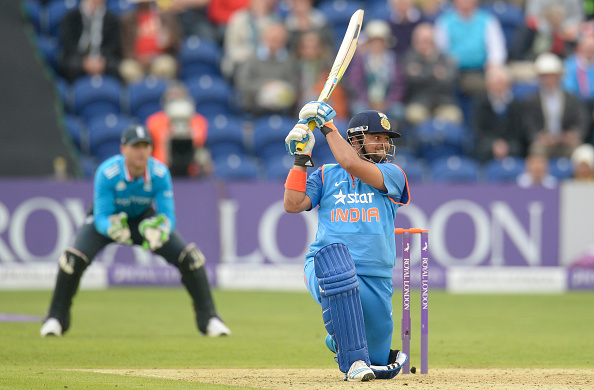 Suresh Raina is one of the best T20 players in the world.