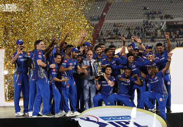 The Mumbai Indians all-time XI features the likes of Kieron Pollard and Rohit Sharma, who have lifted the trophy 5 times each.