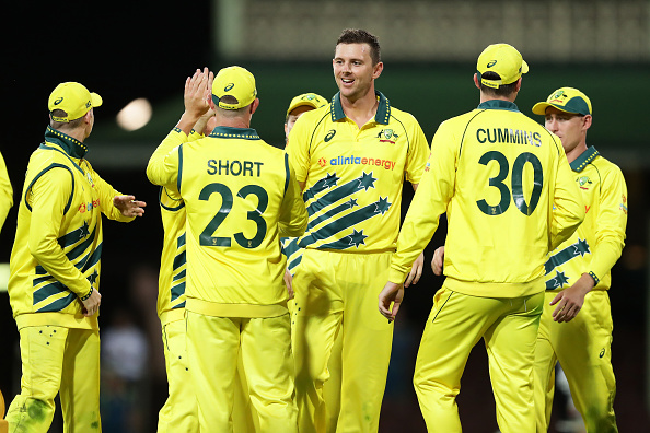 Riley Meredith, Josh Philippe and Daniel Sams are all in the Australian ODI Squad
