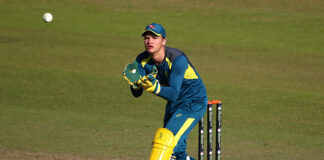 Josh Philippe could slot into the starting XI in the T20 series against England. He is one of the three young debutants.