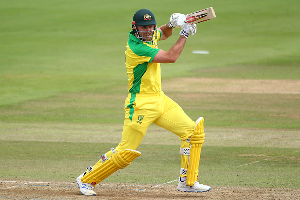 Mitchell Marsh has been given the deputy of being the finisher in T20 Cricket for Australia before