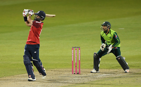Can Moeen Ali continue his form in the T20I series?