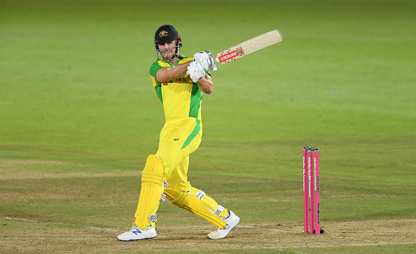 Mitchell Marsh was named as the man of the match for his 39