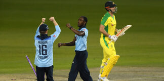 England beat Australia in the 2nd ODI at Old Trafford to level the series