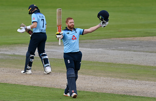 Jonny Bairstow was superb with the bat for England and he makes our ODI team of the year 2020.