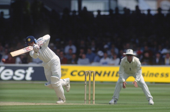 Rahul Dravid on his Indian test debut at Lords in 1996