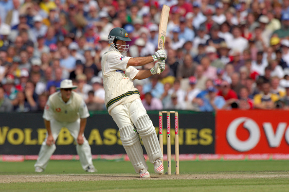 Ricky Ponting scored 156 vs England at Old Trafford