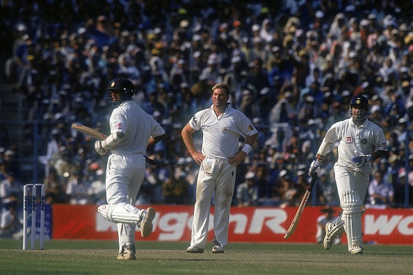 Shane Warne said Rahul Dravid was one of the best batsmen that he ever bowled to