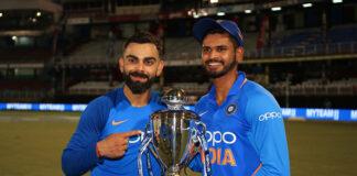 RCB vs DC preview. Shreyas Iyer and VIrat Kohli go head to head.