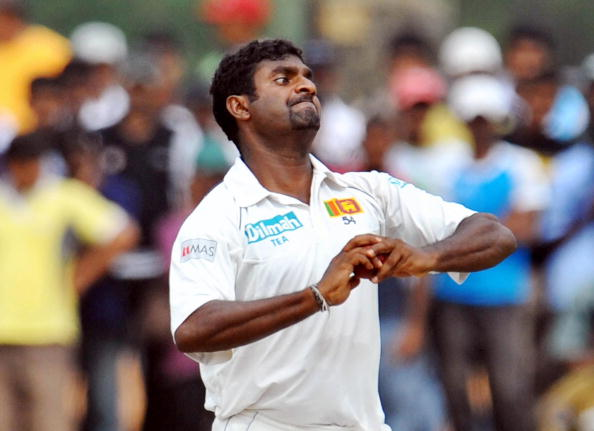 Muttiah Muralitharan was one of Sri Lanka's best ever cricketers.