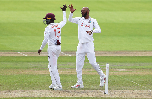 Roston Chase has been named as the vice captain to Jason Holder.