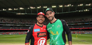 Glenn Maxwell and Aaron Finch have been two of the best batsmen in the Big Bash League for their respective franchises.