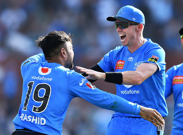 In the Big Bash League, Rashid Khan and Peter SIddle are amongst the best bowlers of all-time.
