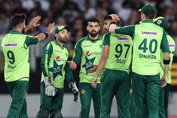 The Pakistani team won the 2009 World T20 and therefore a lot of players in the all-time T20 XI will be from that squad.