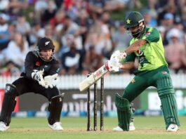 Muhammad Hafeez has been the best Pakistani player in T20I's in 2020.