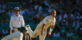 Shane Warne is the greatest on the list of top 5 best test match spinners of all-time.